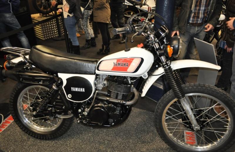 Salon moto légende 2014 Yamaha10