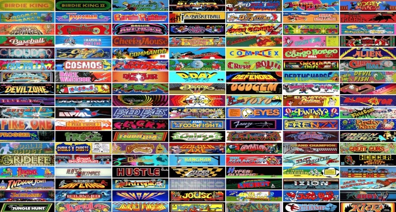 Internet Arcade Games 80's Games10