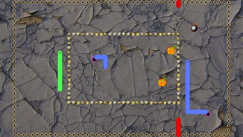 Review: Snake Den (Wii U eShop) Snaked10
