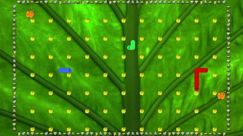 Review: Snake Den (Wii U eShop) Snaked11