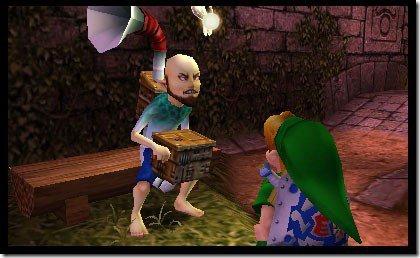 The Legend of Zelda: Majora's Mask 3D Zelda_10