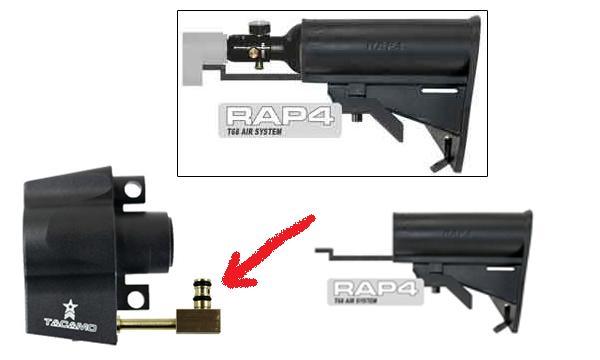 recherche d'une pièce sur un kit tacamo Rap01010