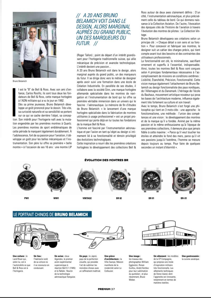 Interview de Bruno BELAMICH pour PREMIUM Captur10