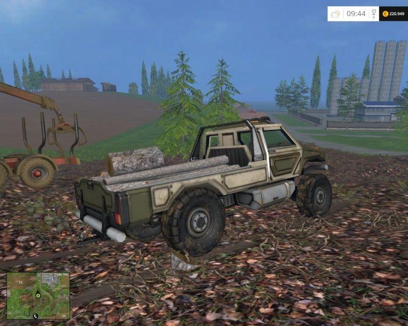 jeep Gekko_Utility_Vehicle Fsscre16