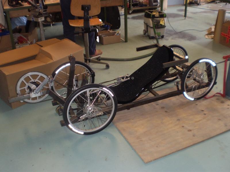 quattro / Q4W - nouveau Vélomobiel à 4 Roues Pb020015