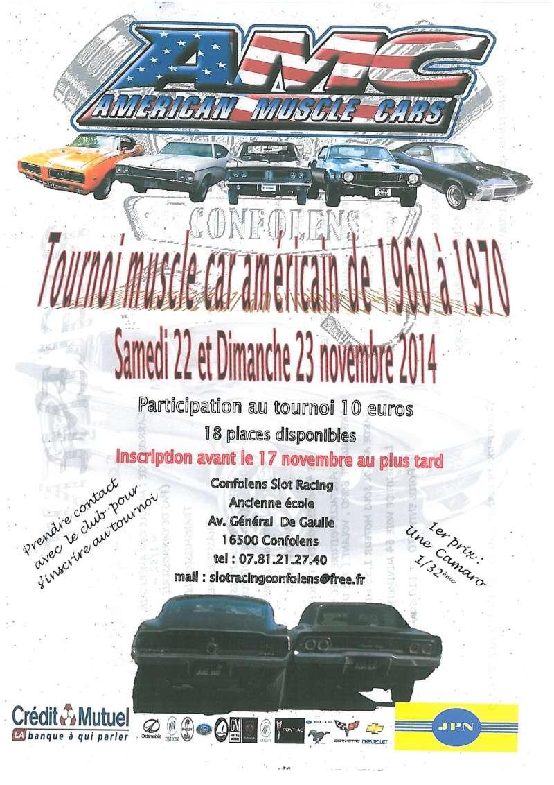 Américan Muscle Cars à Confolens les 22/23 novembre 2014 2014-111