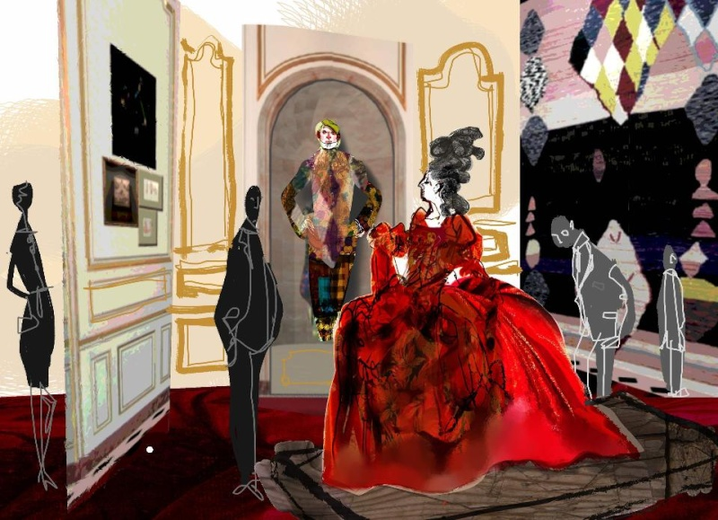 « Lumières : carte blanche à Christian Lacroix » au musée Cognacq-Jay 2_copy10
