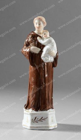A vendre, statuette séditieuse de Marie-Antoinette en Saint Antoine 8ad89110