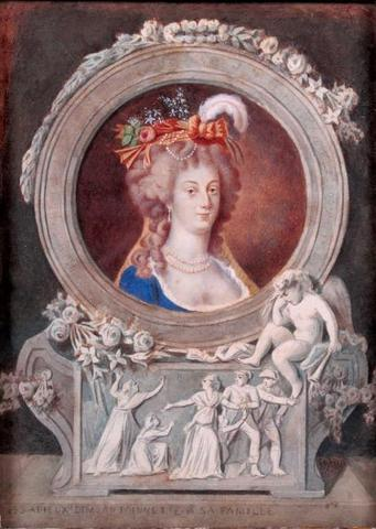 A vendre: portraits de Marie-Antoinette Aa74d610