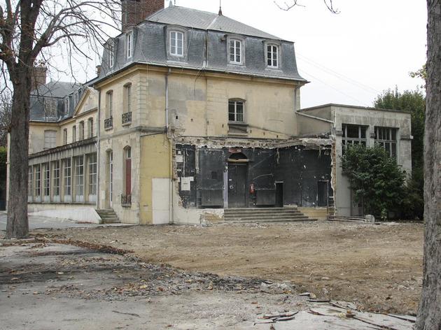 La maison de Joséphine à Croissy Chanor10