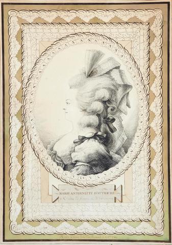 A vendre: portraits de Marie-Antoinette D6fe2410