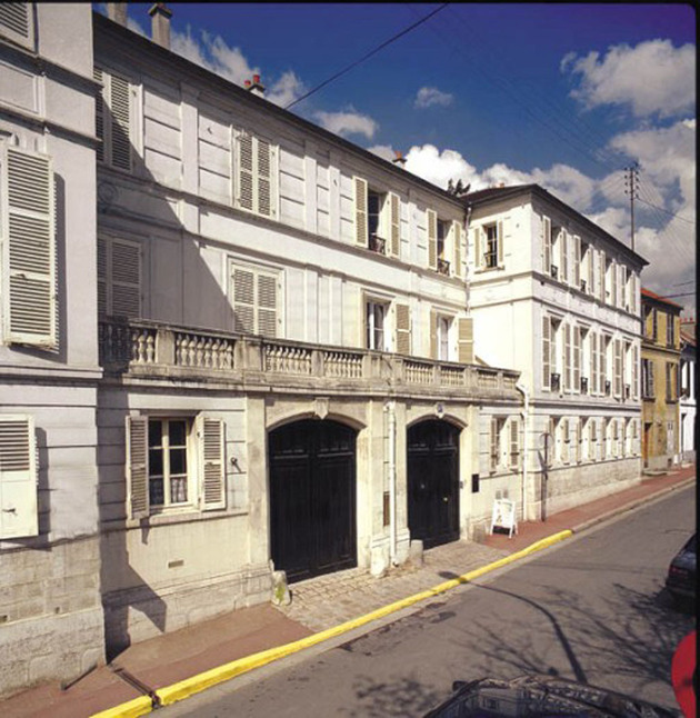 La maison de Joséphine à Croissy Maison10