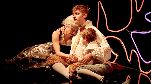 """Marie Antoinette"" de David Adjimi au Stages Repertory Theatre (Houston, Texas) Tumblr10"