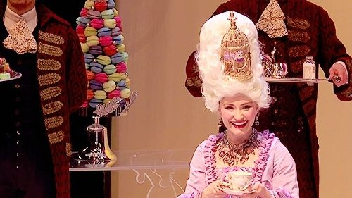 """Marie Antoinette"" de David Adjimi au Stages Repertory Theatre (Houston, Texas) Tumblr11"
