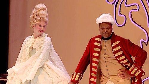 """Marie Antoinette"" de David Adjimi au Stages Repertory Theatre (Houston, Texas) Tumblr12"