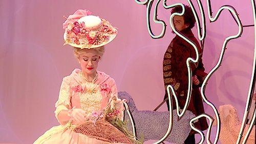 """Marie Antoinette"" de David Adjimi au Stages Repertory Theatre (Houston, Texas) Tumblr13"