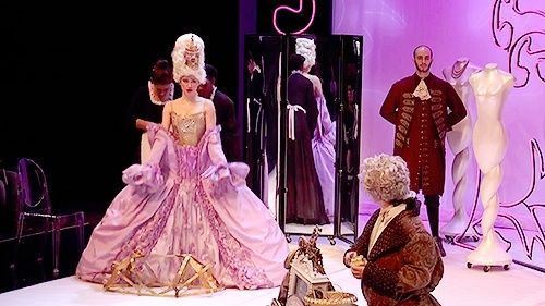 """Marie Antoinette"" de David Adjimi au Stages Repertory Theatre (Houston, Texas) Tumblr14"