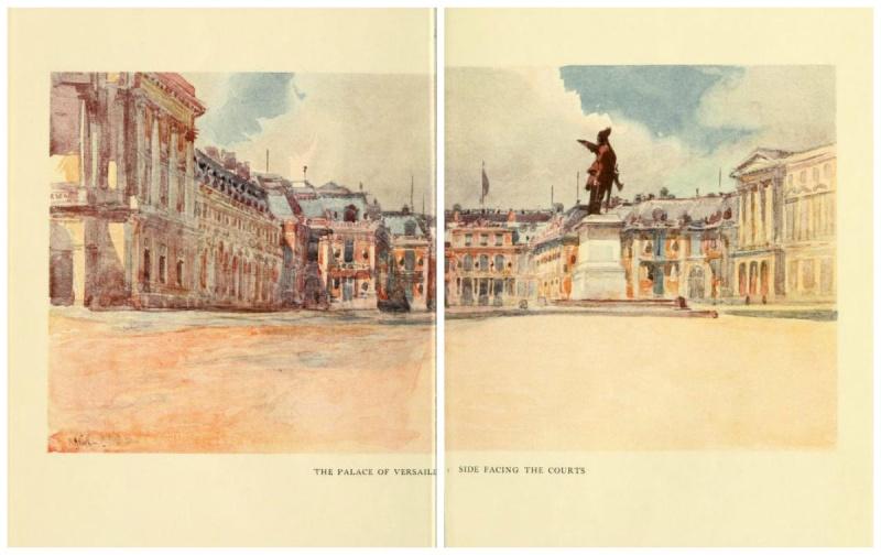 Le Versailles de Pierre de Nolhac Tumblr16