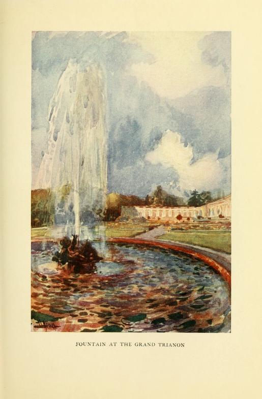 Le Versailles de Pierre de Nolhac Tumblr18