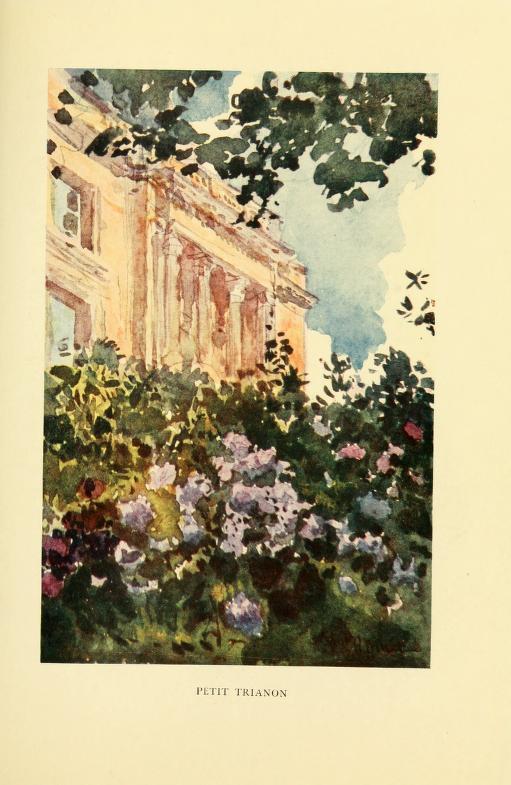 Le Versailles de Pierre de Nolhac Tumblr22