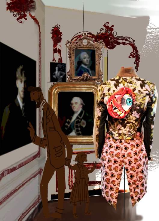 « Lumières : carte blanche à Christian Lacroix » au musée Cognacq-Jay Ztru10