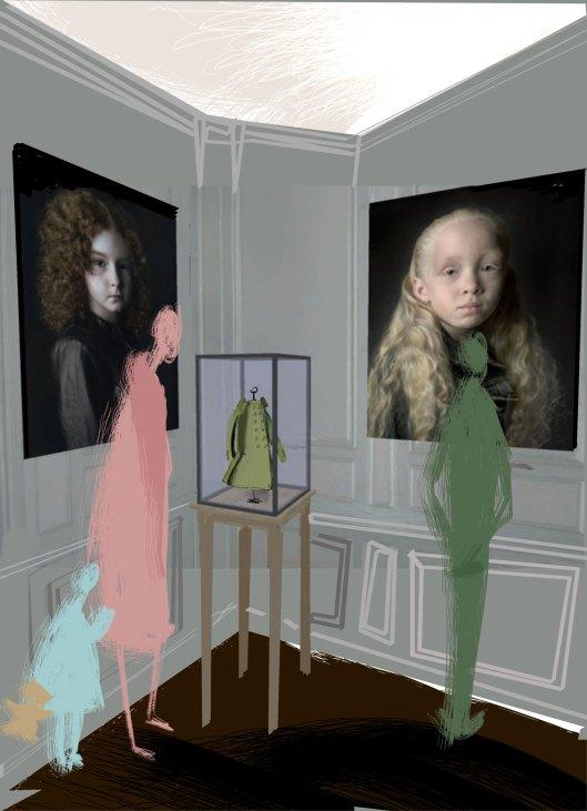 « Lumières : carte blanche à Christian Lacroix » au musée Cognacq-Jay Ztru310