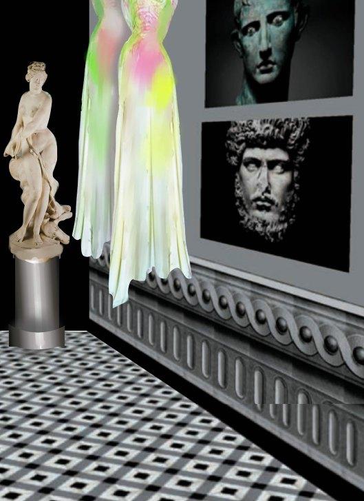 « Lumières : carte blanche à Christian Lacroix » au musée Cognacq-Jay Ztru410