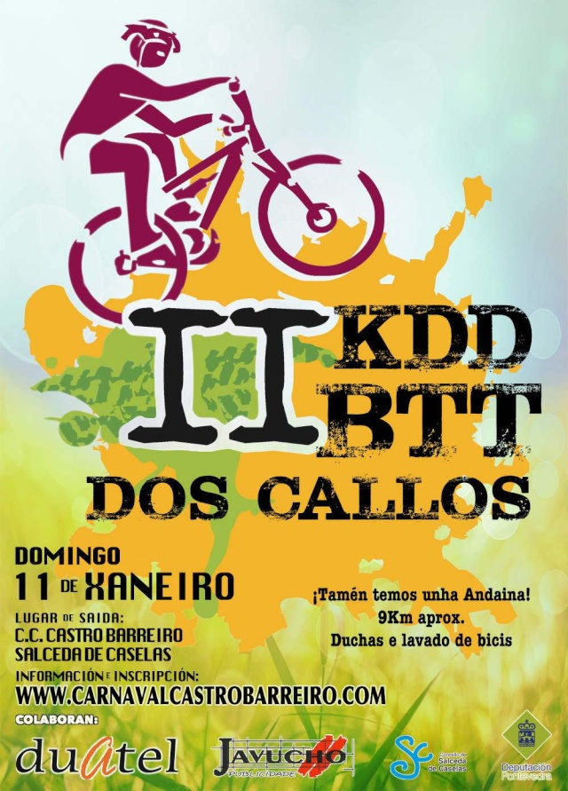 II KDD BTT DOS CALLOS-SALCEDA DE CASELAS 11-01-2015 Ii-kdd10
