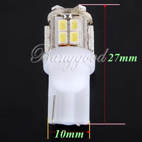 Montage ampoules LED 5W plafonnier et plaque d'immatriculation Opel Mokka Sku01710