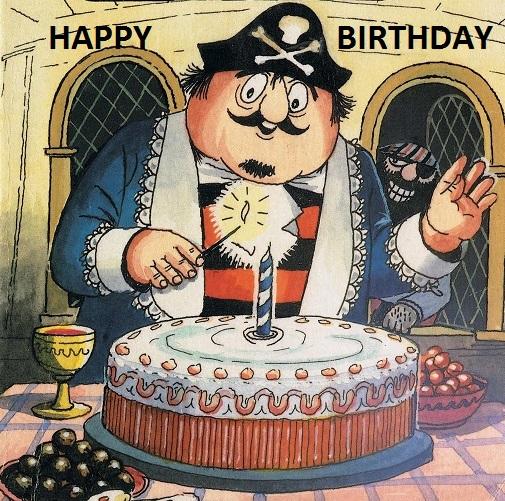 Happy Birthday Buckshot! Captai11