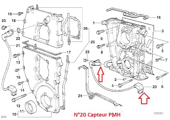 [ BMW E36 316i.auto/ compact an 1994 ] probleme allumage et pompe a essence 12_cap10