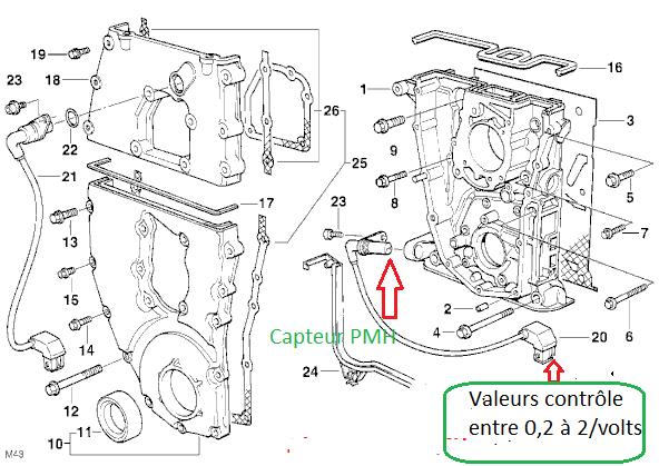 [ BMW E36 316i.auto/ compact an 1994 ] probleme allumage et pompe a essence 12_cap11