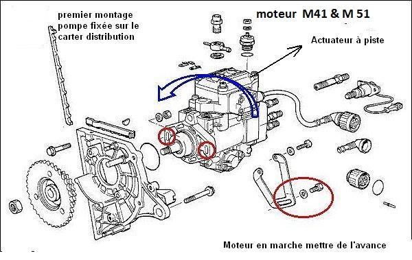[ BMW E36 318 TDS M41 an 1998 ] Démarrage a chaud difficile  13_ava11