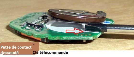 [Bmw E.60 530d /année 12/2003 ]probléme télécommande ! 41_tel10