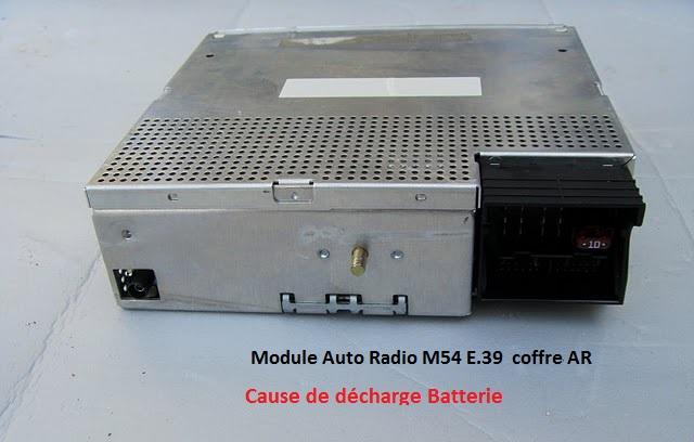 [ E39 525 TDS an 1998]problème décharge batterie... 65_bm510