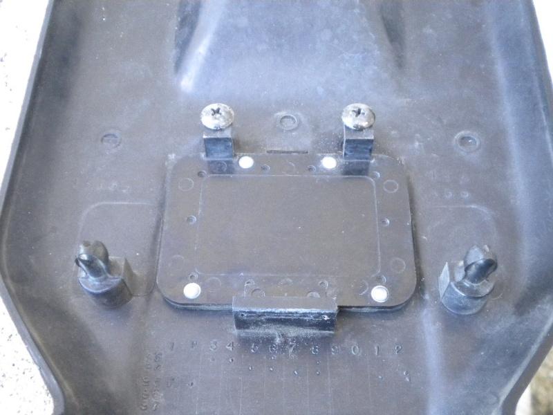 Fabrication d'un support gps en position centrale pour la 1500 Gps_1520