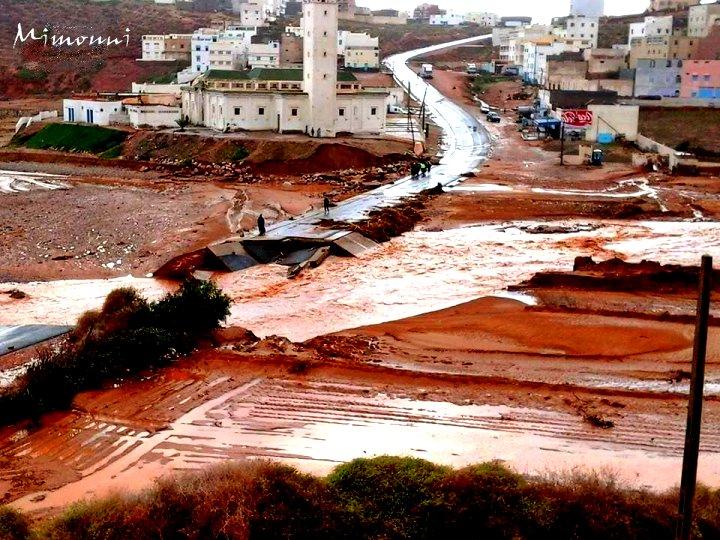 علي إثر الفيضانات الهدامة والقوية التي ضربت أجزاء كبيرة من بلدنا و خلفت ضحايا في الأرواح والممتلكات شبكة سوس تتقدم إليكم بتعازيها  110