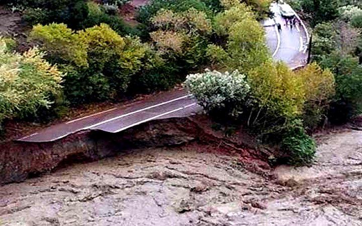 علي إثر الفيضانات الهدامة والقوية التي ضربت أجزاء كبيرة من بلدنا و خلفت ضحايا في الأرواح والممتلكات شبكة سوس تتقدم إليكم بتعازيها  1a10