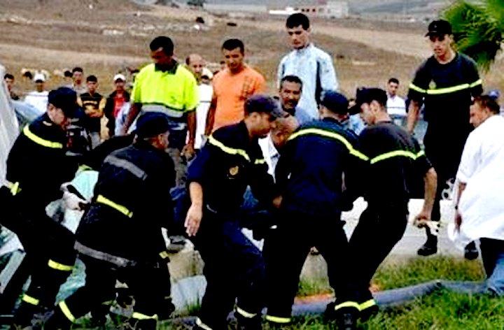 علي إثر الفيضانات الهدامة والقوية التي ضربت أجزاء كبيرة من بلدنا و خلفت ضحايا في الأرواح والممتلكات شبكة سوس تتقدم إليكم بتعازيها  1h10