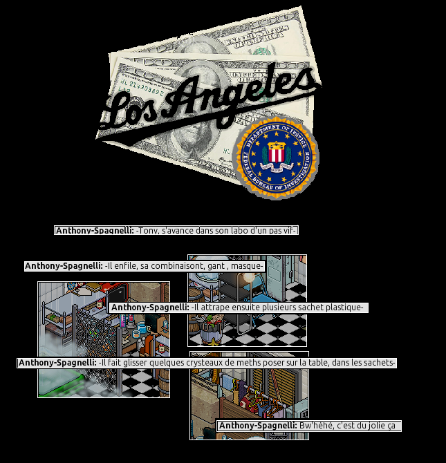 Los Angeles Crime Family-Screen Part's Meth_l10