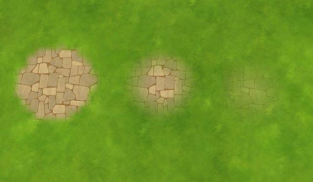 [Débutant] Les peintures de terrain 01-12-13