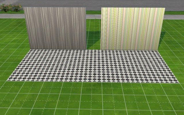 [Intermédiaire] Création de papier peint et de sol avec WallEz 16-11-11