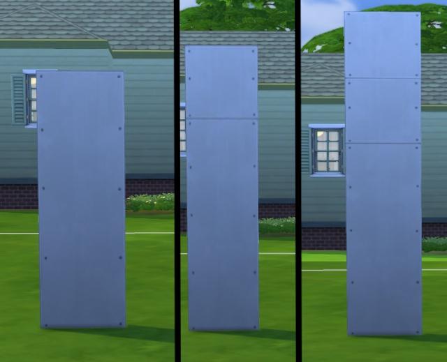 [Débutant] Régler la hauteur des étages d'une maison, des piscines et des fondations 18-11-10