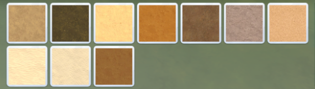 [Débutant] Les peintures de terrain 211