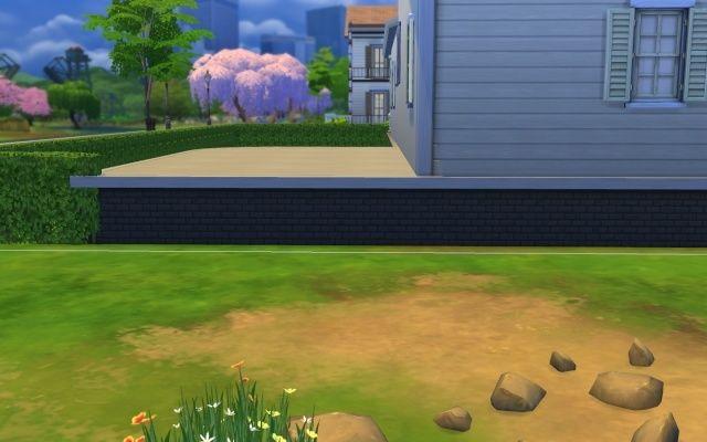 [Débutant] Création d'un jardin avec terrasse agréable 24-11-13