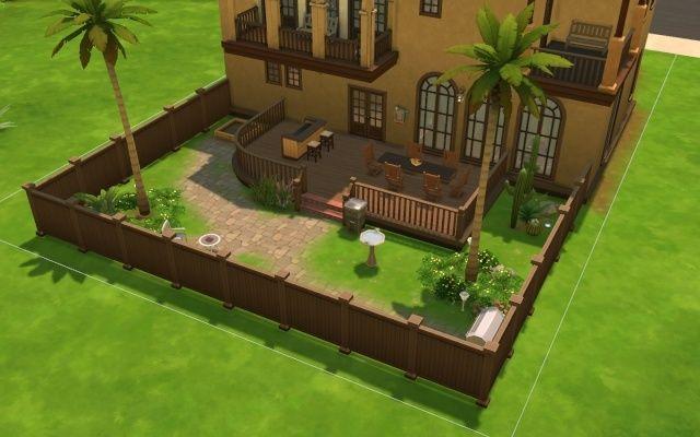 [Débutant] Création d'un jardin avec terrasse agréable 25-11-10