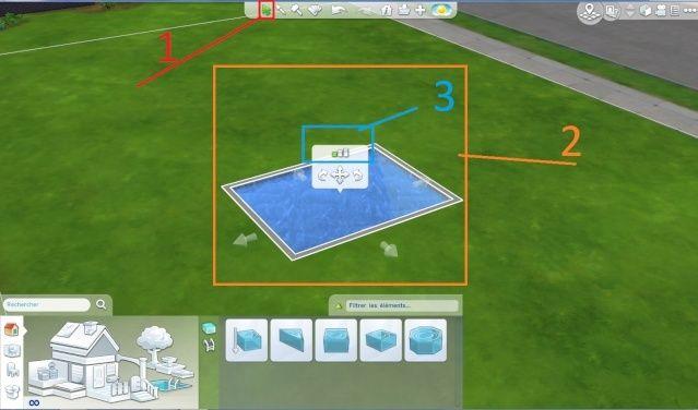 [Débutant] Régler la hauteur des étages d'une maison, des piscines et des fondations Sans_t11
