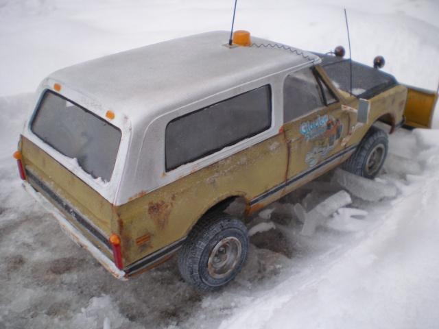 chevy blazer snow plow P1011560
