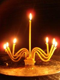 Крученые свечи Rrwki510