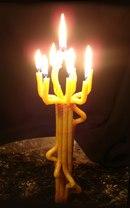 Крученые свечи Ug-ojj10